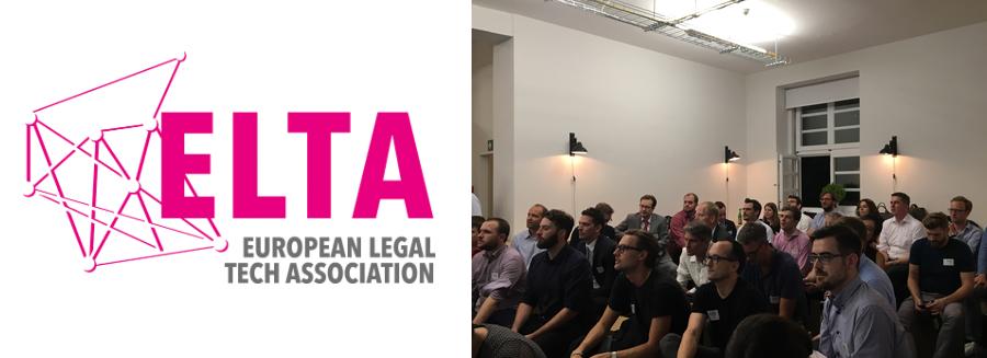 ELTA Legal Tech